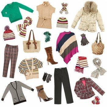 Категория Одежда и обувь