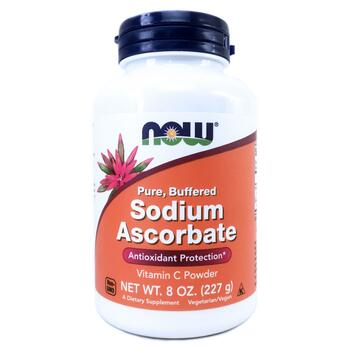 Купить Now Foods Sodium Ascorbate Powder 227 g
