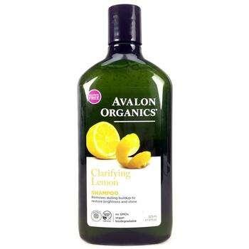 Купить Shampoo Clarifying Lemon 325 ml (Авалон Органік Шампунь Освітл...