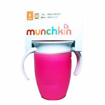Купить Munchkin Miracle 360 Degree Cup 207 ml (original USA)