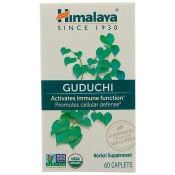 Купить Himalaya Guduchi 60 Caplets