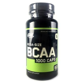 Купить Optimum Nutrition BCAA 1000 mg 60 Capsules