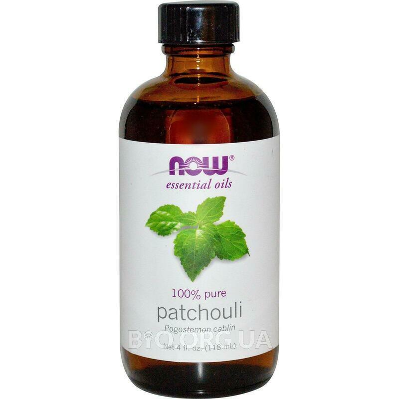 натуральное масло Пачули 118 мл фото товара