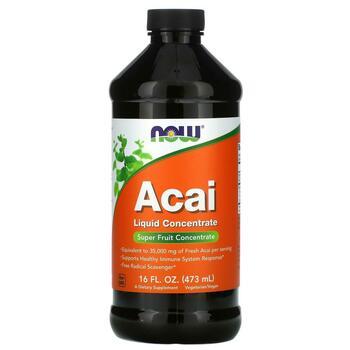 Купить Acai Liquid Concentrate 473 ml ( Acai Жидкий концентрат 473 мл)