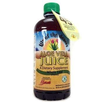 Купить Lily of the Desert Aloe Vera Juice 946 ml