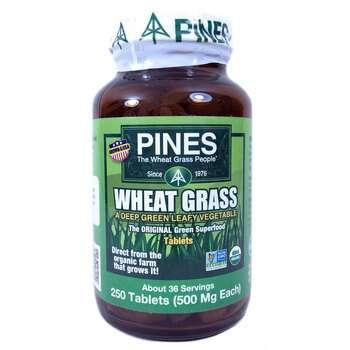 Купить Wheat Grass 500 mg 250 Tablets