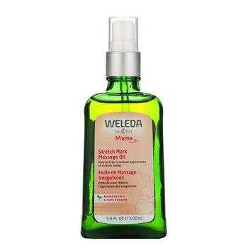 Купить Weleda Stretch Mark Massage Oil 100 ml