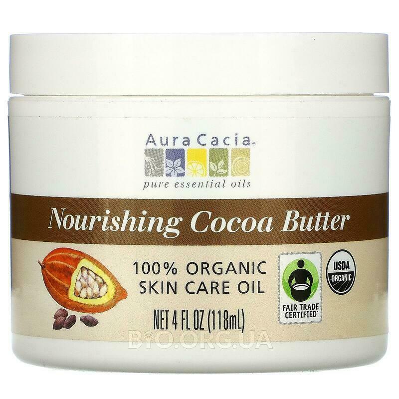 Аура Кассия питательное масло какао 118 мл