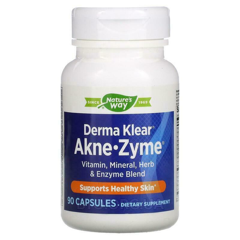 Ферментативная терапия Derma Klear Akne • Здоровье кожи Zime 9... фото товара