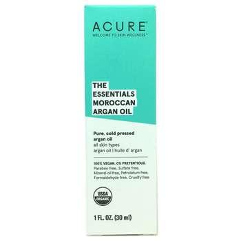 Купить The Essentials Moroccan Argan Oil 30 ml