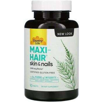 Купить Maxi-Hair 2000 mcg 90 Tablets