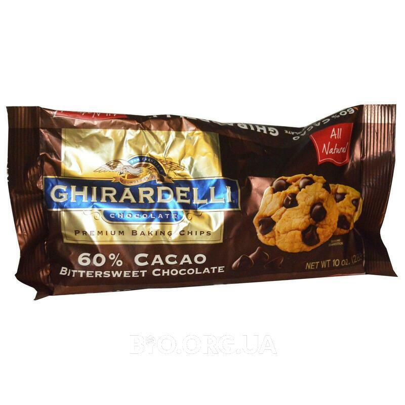 Гигарделли шоколадные для выпечки 283 г фото товара