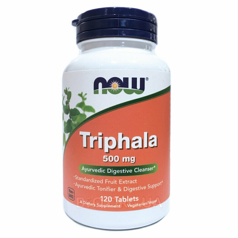 Трифала 500 мг 120 таблеток фото товара
