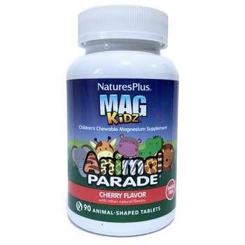 Купить Nature's Plus Animal Parade MagKidz 90 Tablets