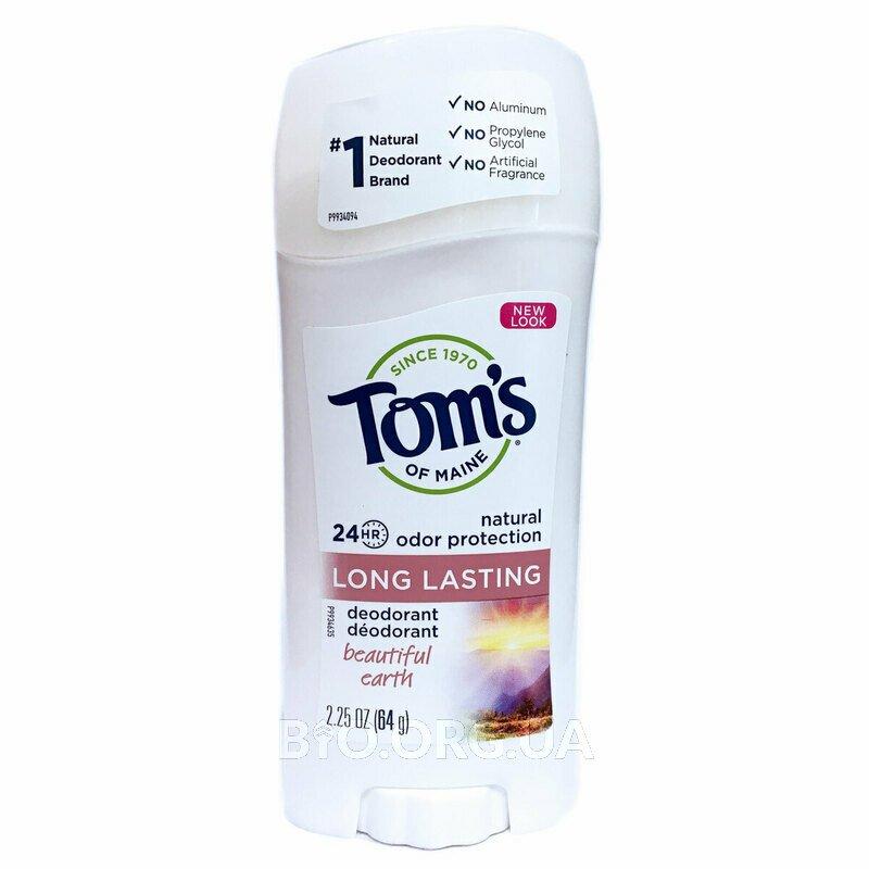 Натуральный дезодорант без алюминия для женщин 64 г фото товара