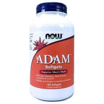 Купить Now Foods ADAM Superior Men's Multi 180 Softgels