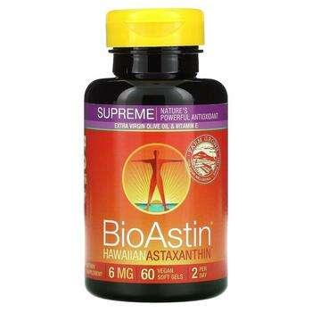 Купить BioAstin Supreme 6 mg 60 VGels ( BioAstin Supreme 6 мг 60 вега...