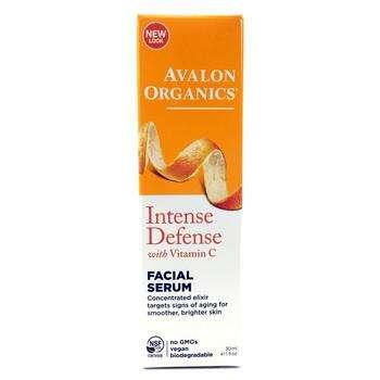 Купить Intense Defense with Vitamin C Facial Serum 30 ml (Авалон орга...