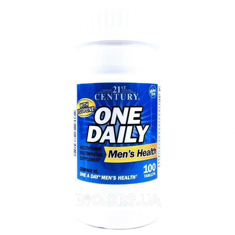 21 век Мужское здоровье одна в день 100 таблеток фото товара