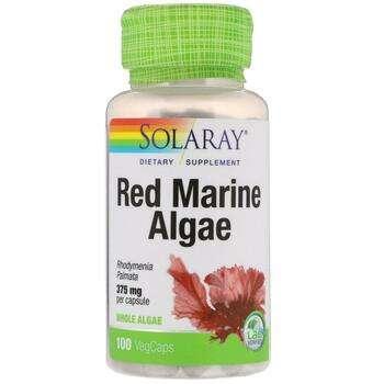 Купить Red Marine Algae 375 mg 100 VegCaps