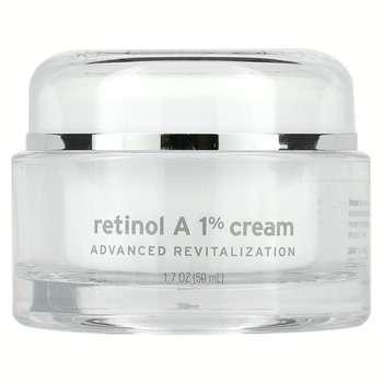 Купить Life-flo Retinol A 1% Advanced Revitalization Cream 50 ml