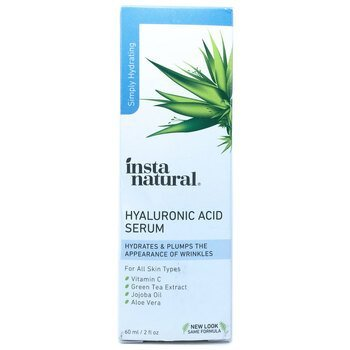 Купить InstaNatural Hyaluronic Acid Serum with Vitamin C  60 ml