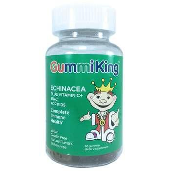 Купить Echinacea Plus Vitamin C & Zinc For Kids 60 Gummies