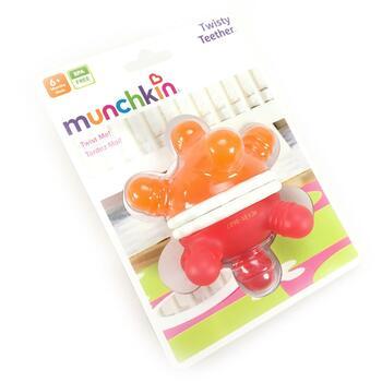 Купить Munchkin Twisty Teether Ball 6 Months