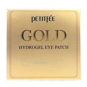 Купить Petitfee Gold Hydrogel Eye Patch 60 Pieces