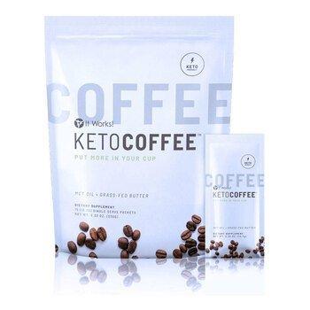 Купить It Works Ketocoffee 15,7 g