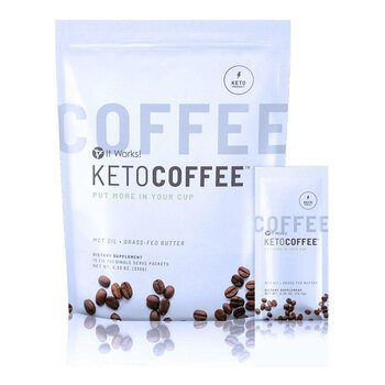 Купить It Works Ketocoffee 15,7 g