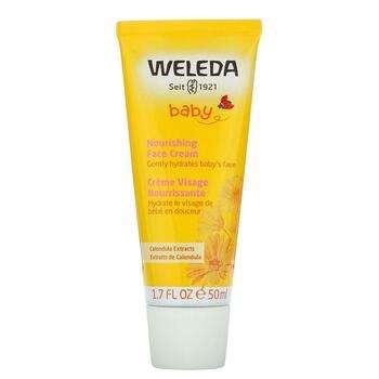 Купить Weleda Baby Calendula Face Cream 50 ml