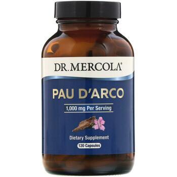 Купить Pau D'Arco 1000 mg 120 Capsules
