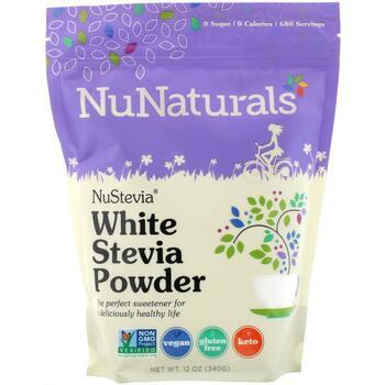 Купить NuStevia White Stevia Powder 340 g