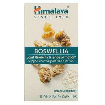 Купить Himalaya Herbal Healthcare Boswellia 60 Veggie Caps