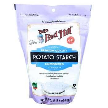 Купить Potato Starch Unmodified Gluten Free 623 g