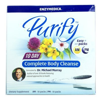 Купить Purify 10 Day Complete Body Cleanse AM 10 Packs / PM - 10 Pack...