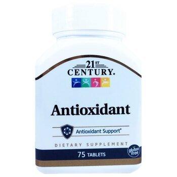 Купить Antioxidant Vitamin C 250 mg & Zinc 75 Tablets
