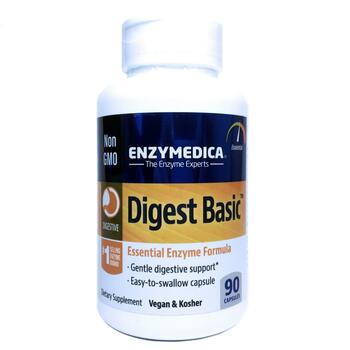 Купить Digest Basic Essential Enzyme Formula 90 Capsules