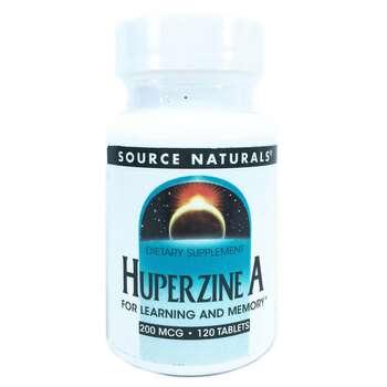 Купить Huperzine A 200 mcg 120 Tablets ( Гіперзін A 200 мкг 120 табле...