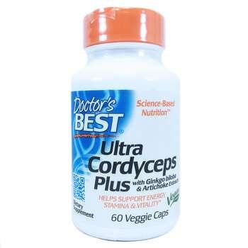 Купить Doctor's Best Ultra Cordyceps Plus 60 Veggie Caps