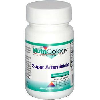 Купить Nutricology Супер Артемизинин 60 Вегетарианские Капсулы
