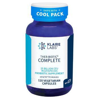 Купить Ther-Biotic Complete Probiotic 25 Billion 120 Capsules