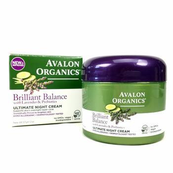 Купить Ultimate Night Cream 57 g (Авалон Органікс нічний крем глибоке...