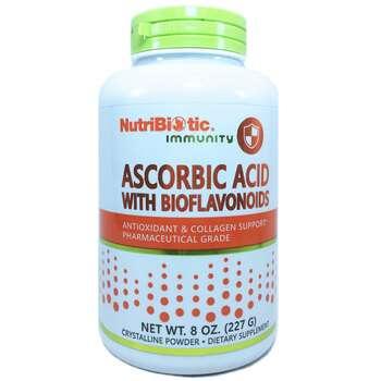 Купить Immunity Ascorbic Acid with Bioflavonoids 227 g (Вітамін С Аск...