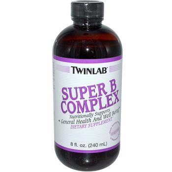 Купить Twinlab Super B Complex Regular 240 ml