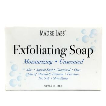 Купить Madre Labs Exfoliating Soap Bar with Marula Tamanu Oils plus S...