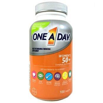 Купить One-A-Day Women's 50+ Healthy Advantage Multivitamin/Multimine...