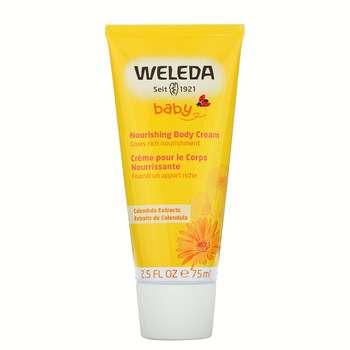 Купить Weleda Baby Body Cream Calendula 75 ml