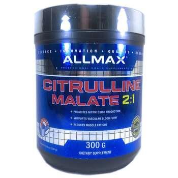 Купить Citrulline Malate Unflavored 300 g ( L-Цитруллин Малат без сма...